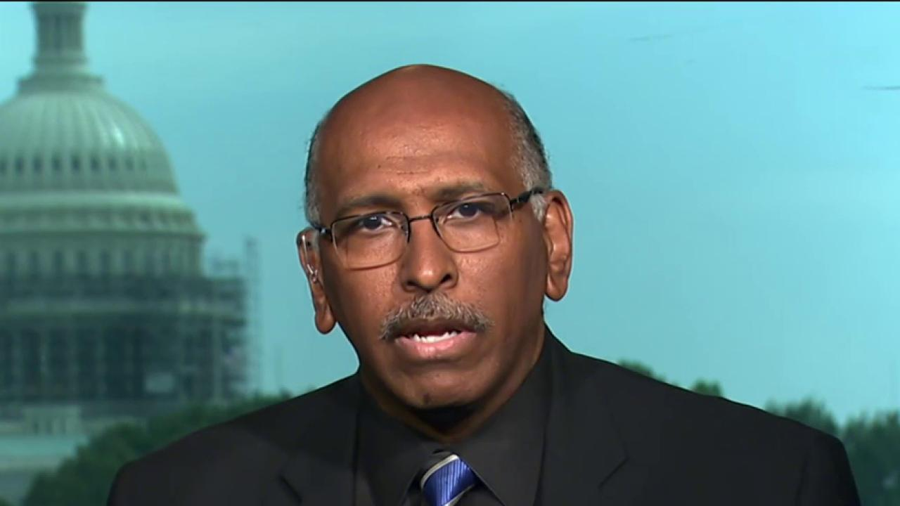 Michael Steele: Security concerns high for...