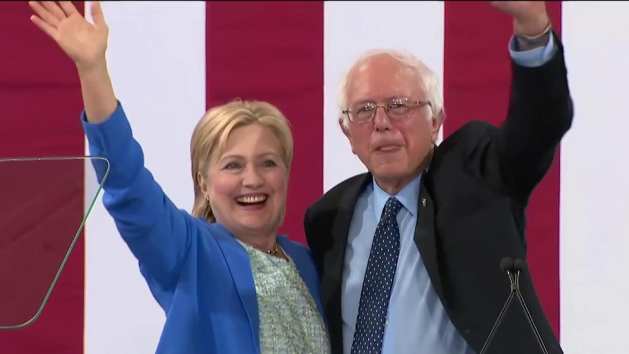 Sanders succeeds in moving Democrats leftward