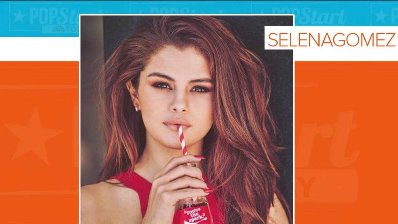 Selena gomez sets new record for most liked instagram nbc news thecheapjerseys Image collections