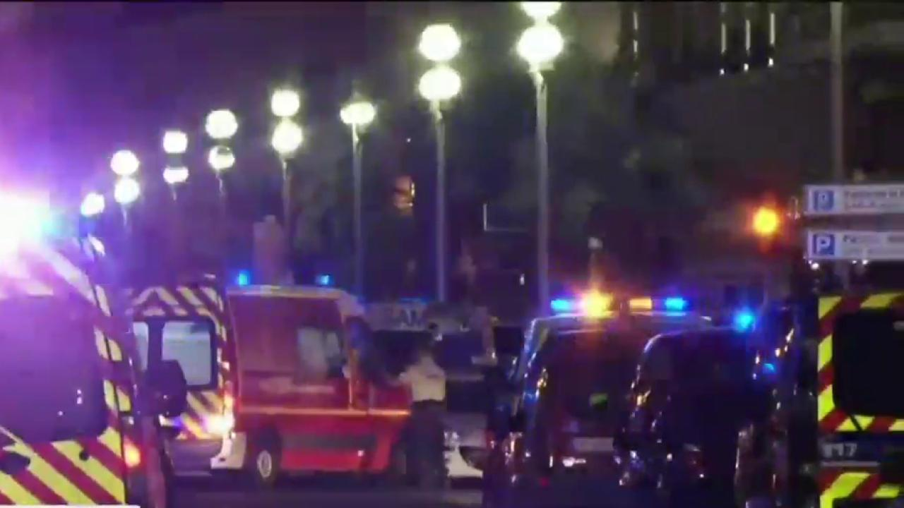 France suffers attack on Bastille Day