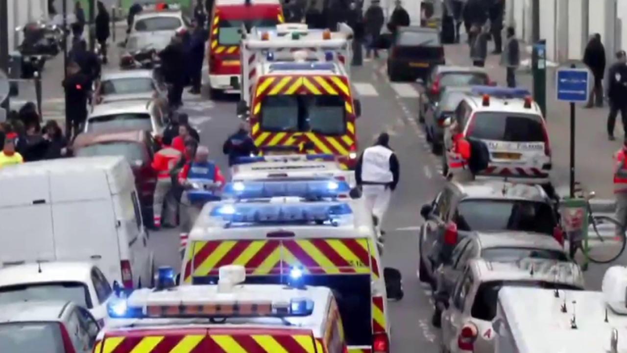 France under attack: A timeline of terror