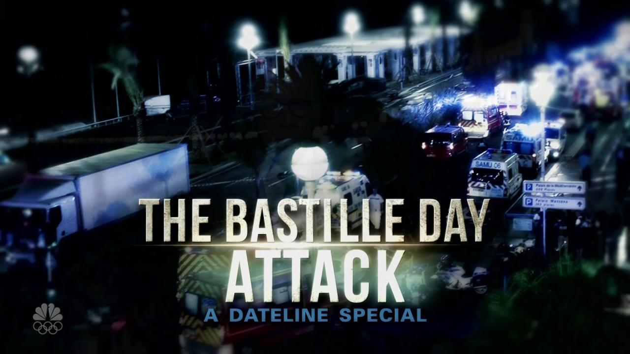 The Bastille Day Attack: A Dateline Special