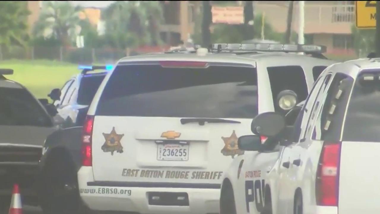 Police scanner captures officer's call