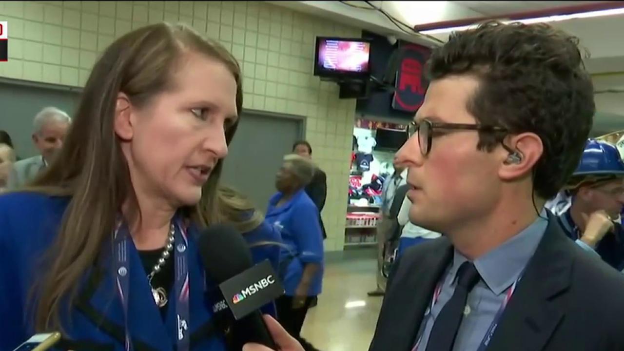 Stop-Trump delegates push for floor fight