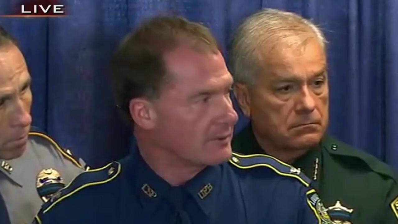 LA's top cop: Officers intentionally targeted