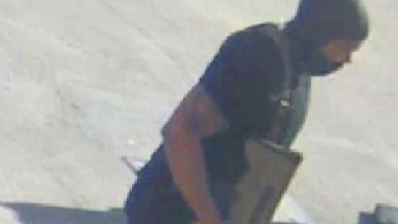 New surveillance images of La. cop killer