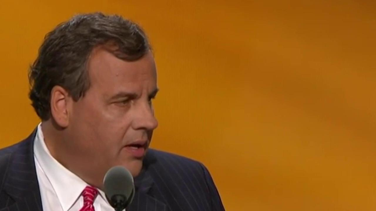 Fact-checking Christie's RNC speech