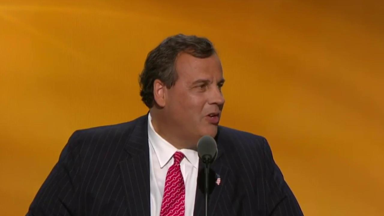 Christie's 'triumphant return to center...