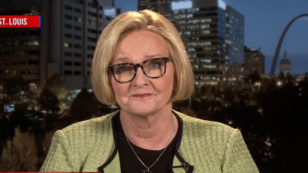 McCaskill: Christie's RNC speech 'fact-free'