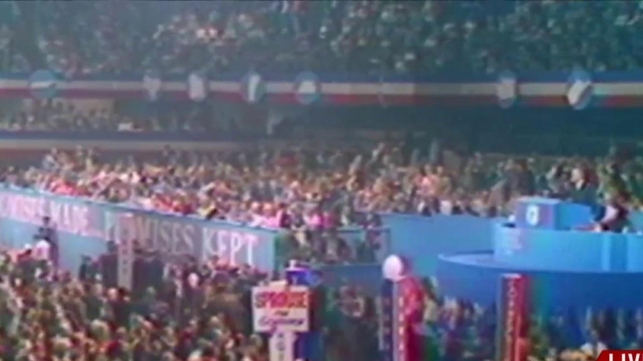 Brokaw recalls the 1968 DNC