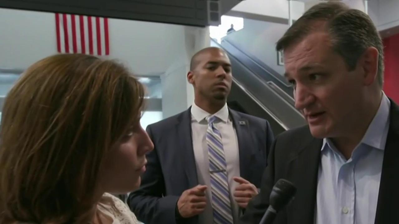 Cruz defends Trump non-endorsement