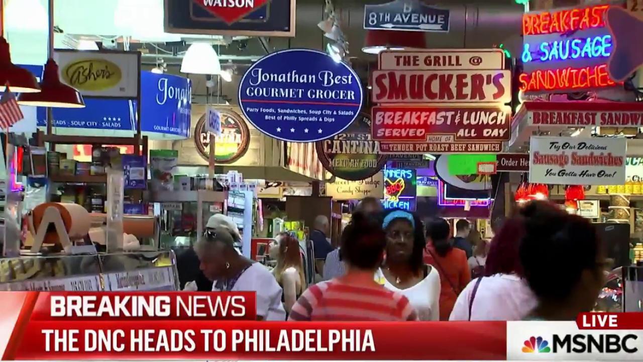 Chris Matthews on how to speak 'Philly'
