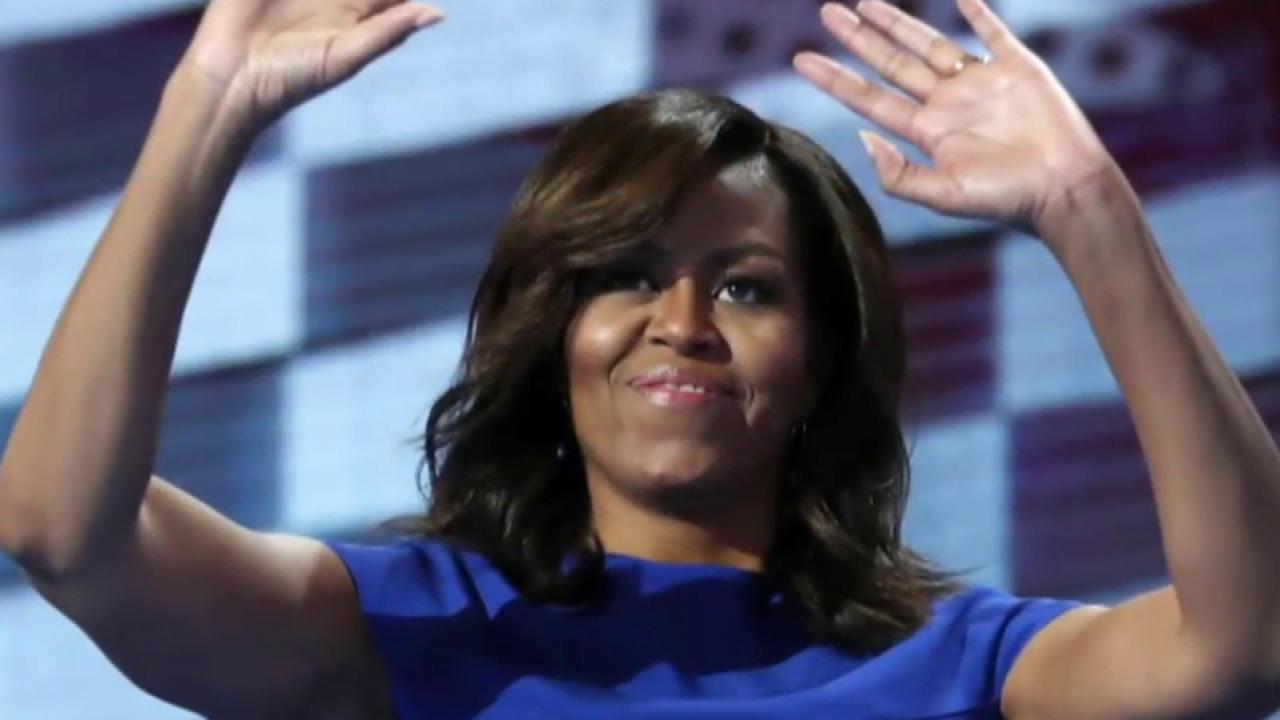 Joe: Michelle's speech got it right