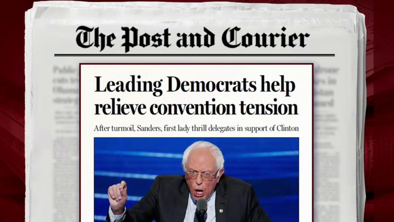 From Bernie to Booker: All things DNC Day One