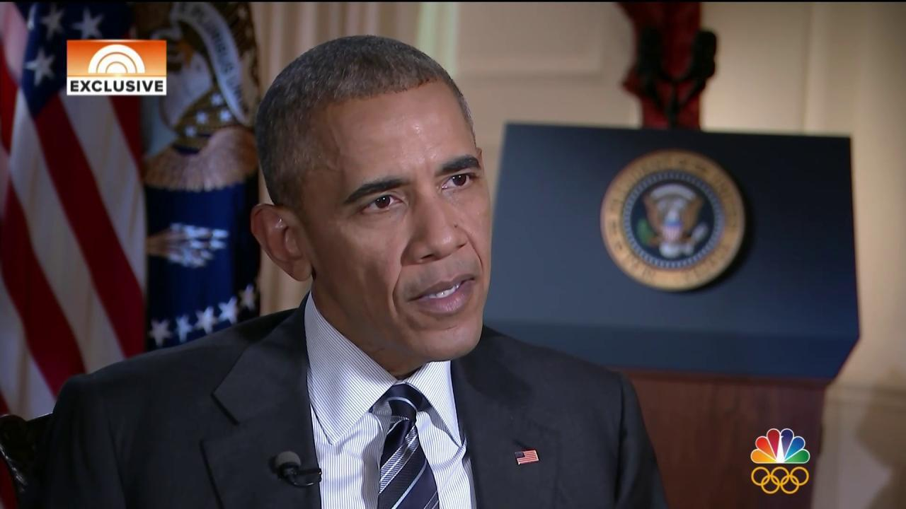 President Obama on Russian DNC Hack Involvement: Anythings Possible