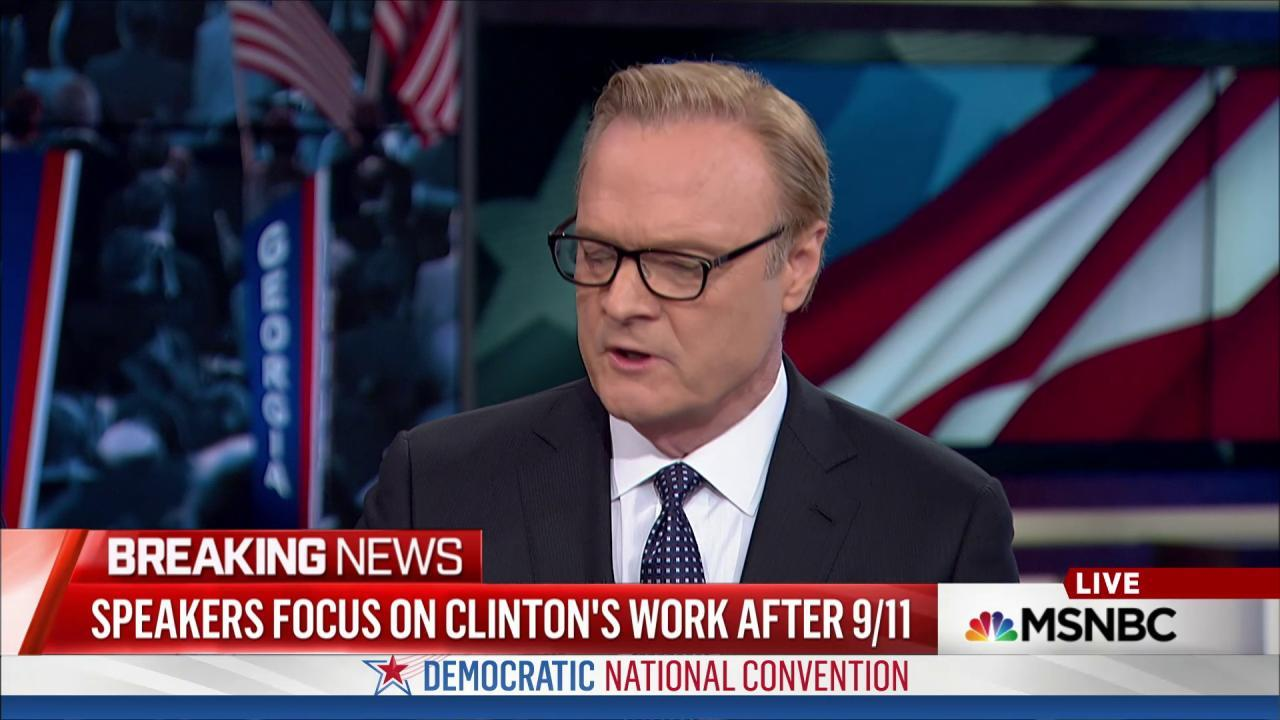 Trump ripped at DNC over 9/11 funds