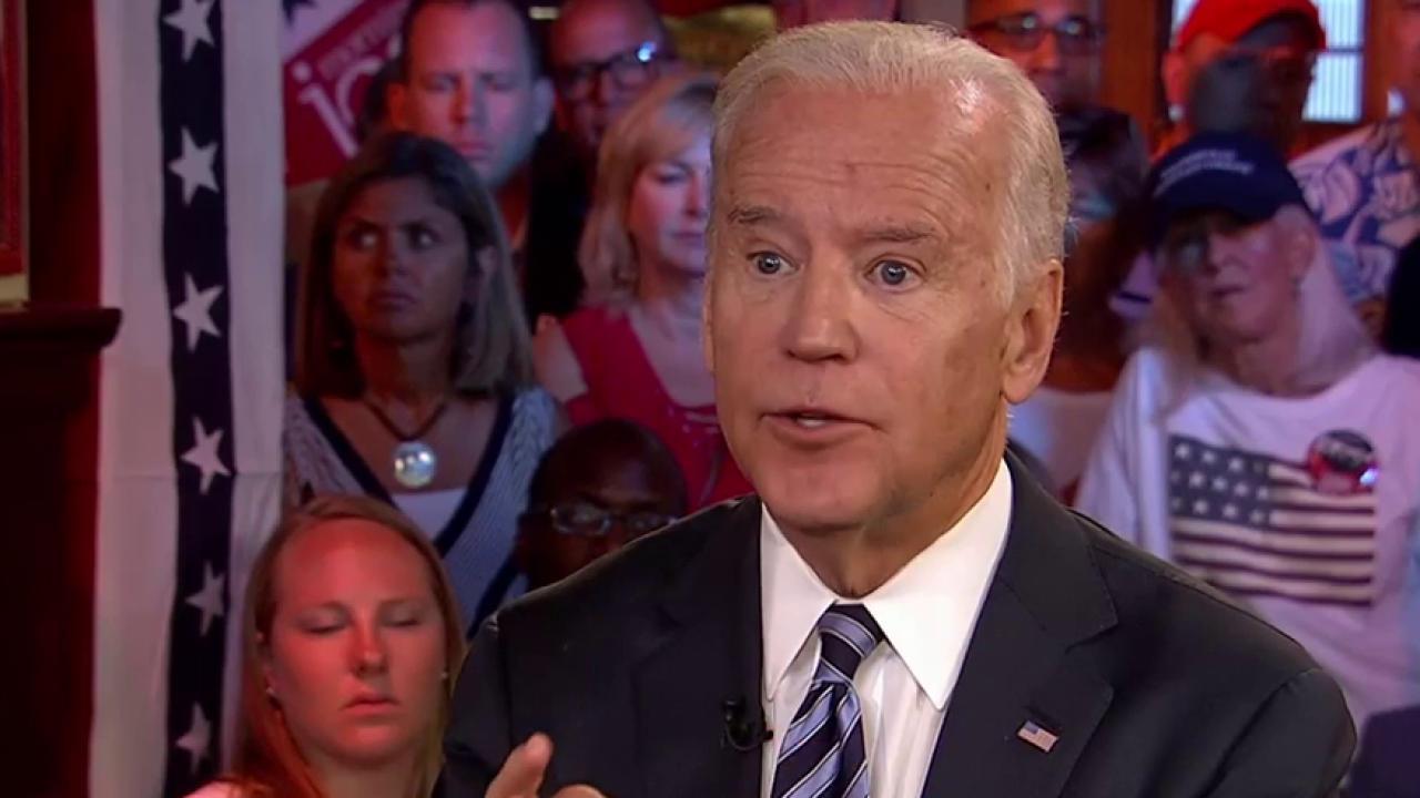 VP Biden on Trump, ISIS, working class voters