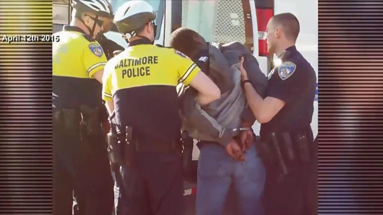 Freddie Gray Case: All Charges Dropped Against Remaining Officers