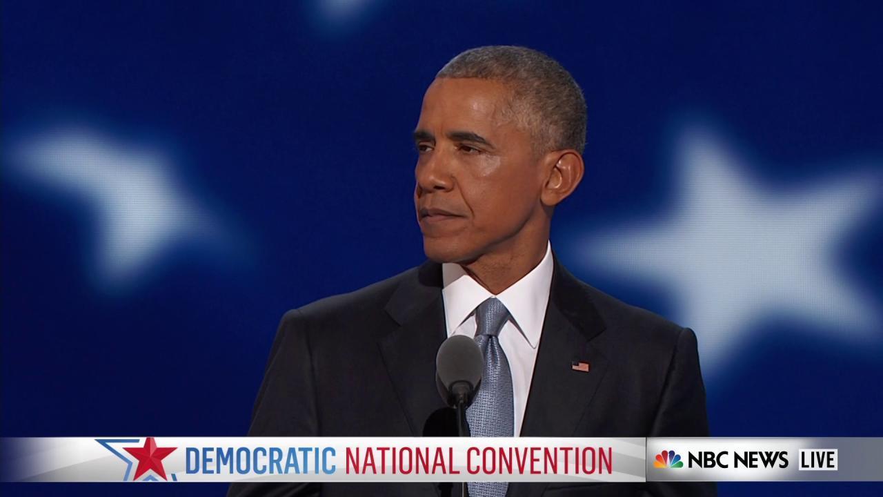 Obama: Hillary won't relent on ISIL