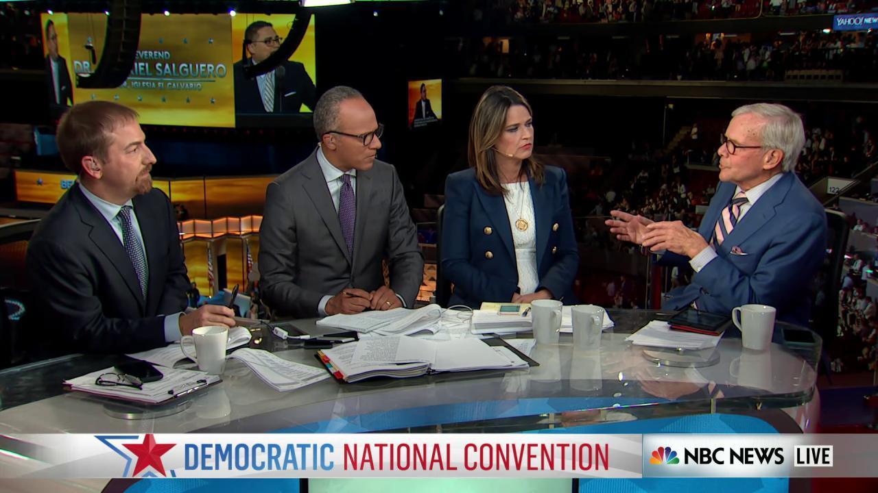 Did Democrats Reach Republicans At Dnc