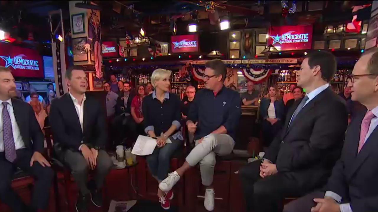 Joe: Obamas gave most Reagan-like view of US