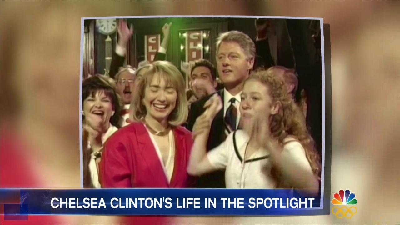 Chelsea Clinton to Make the Case for Her Mothers Presidency