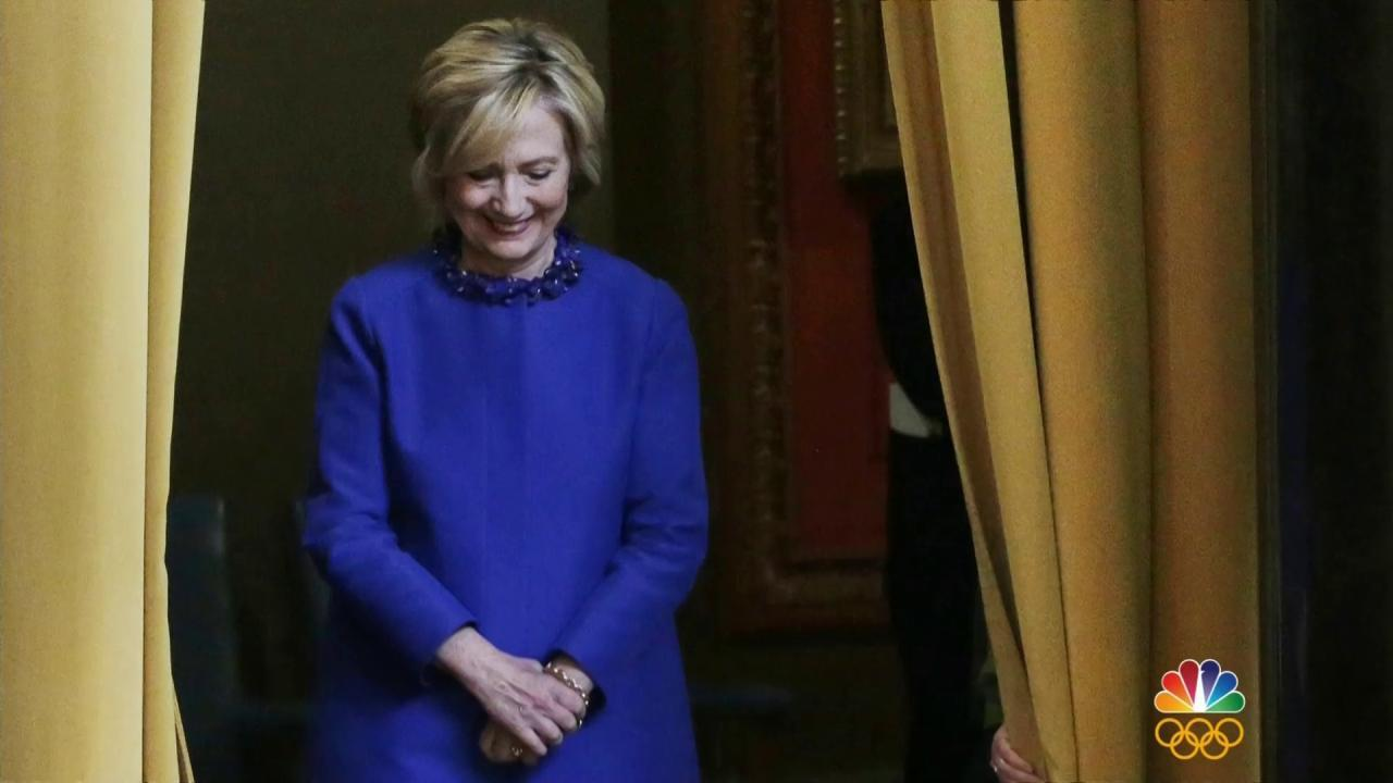 Hillary Clintons Storied Career in the American Public Eye