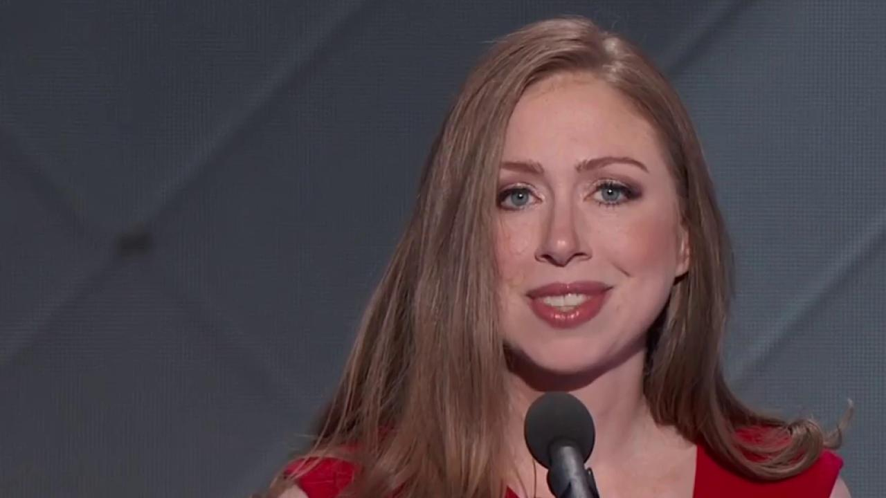 Chelsea Clinton: 'I am so grateful to be...