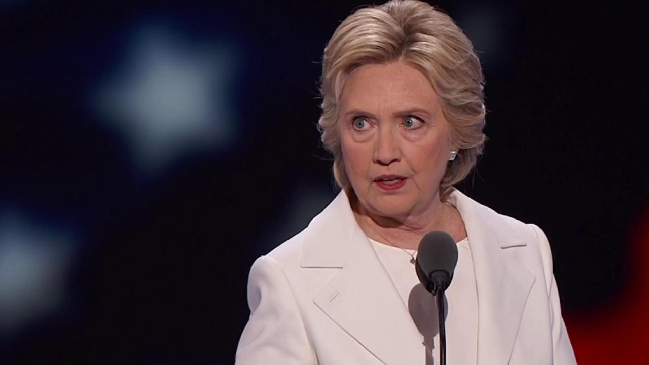 Clinton: America at a 'moment of reckoning'
