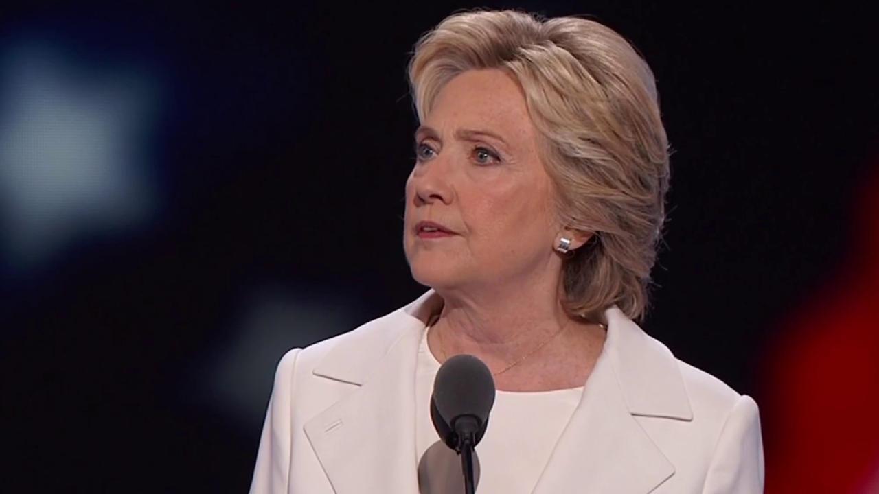 Clinton: Trump should make things in America