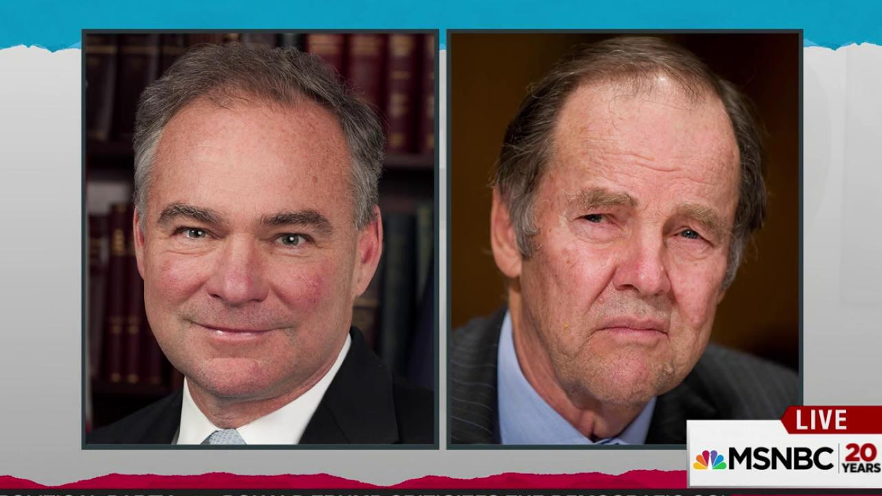 Is this Tim Kaine?