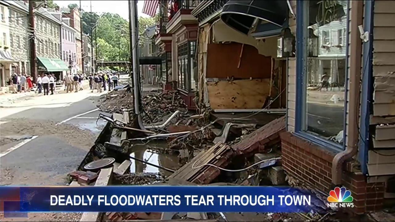 07 Maryland Governor Declares State Emergency Due