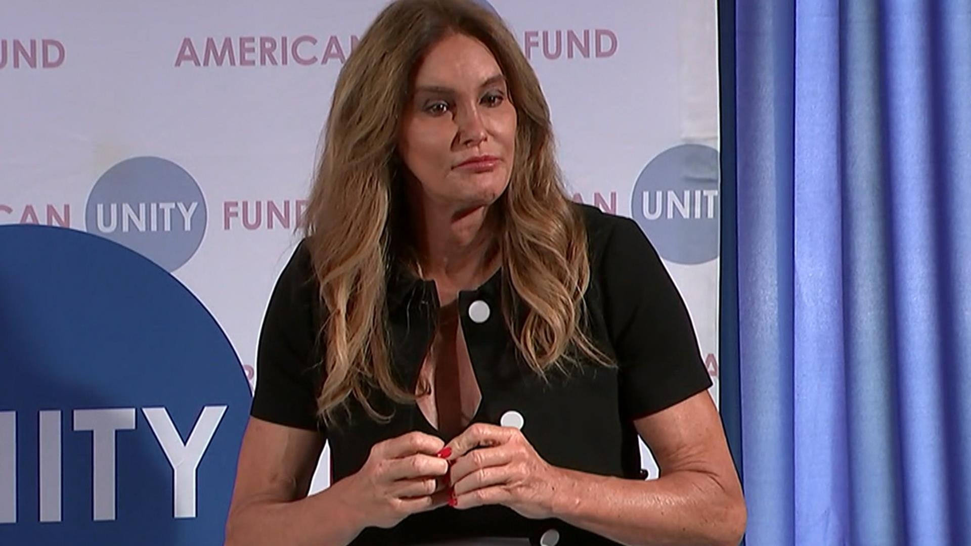 Caitlyn Jenner on why she's a Republican