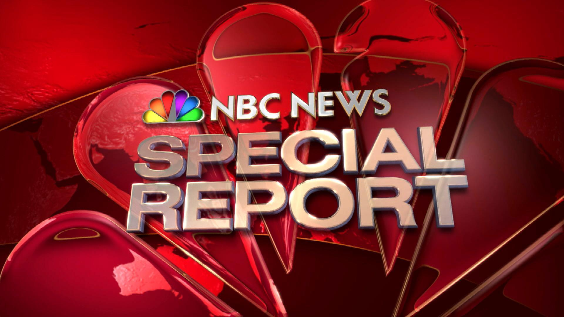 NBC Special Report Update On Munich Mall Shooting