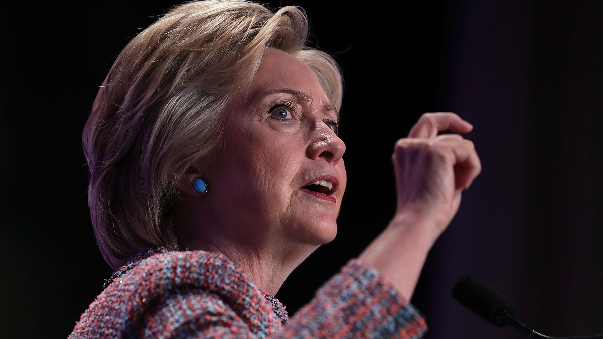 Live Video Hillary Clinton Speaks At American Federation