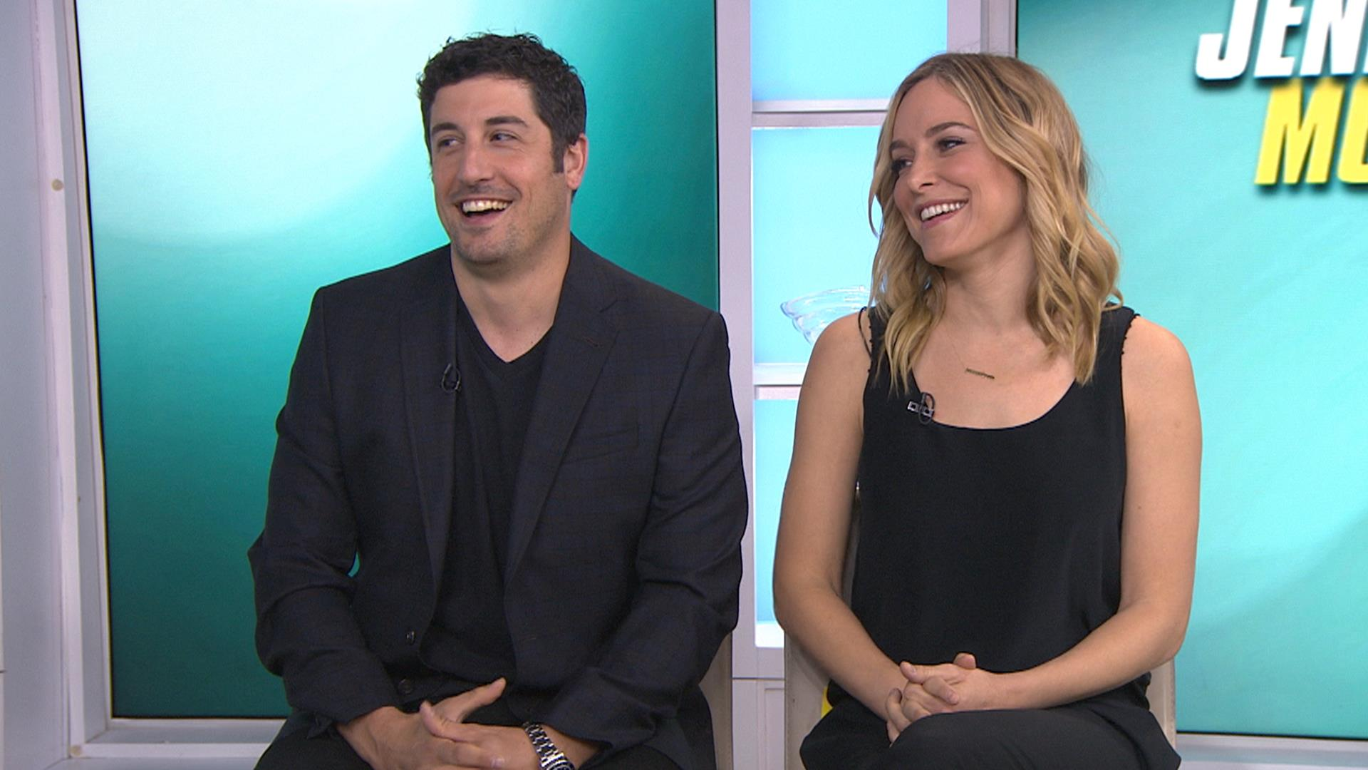 Jason Biggs, Jenny Mollen team up for new comedy Amateur Night