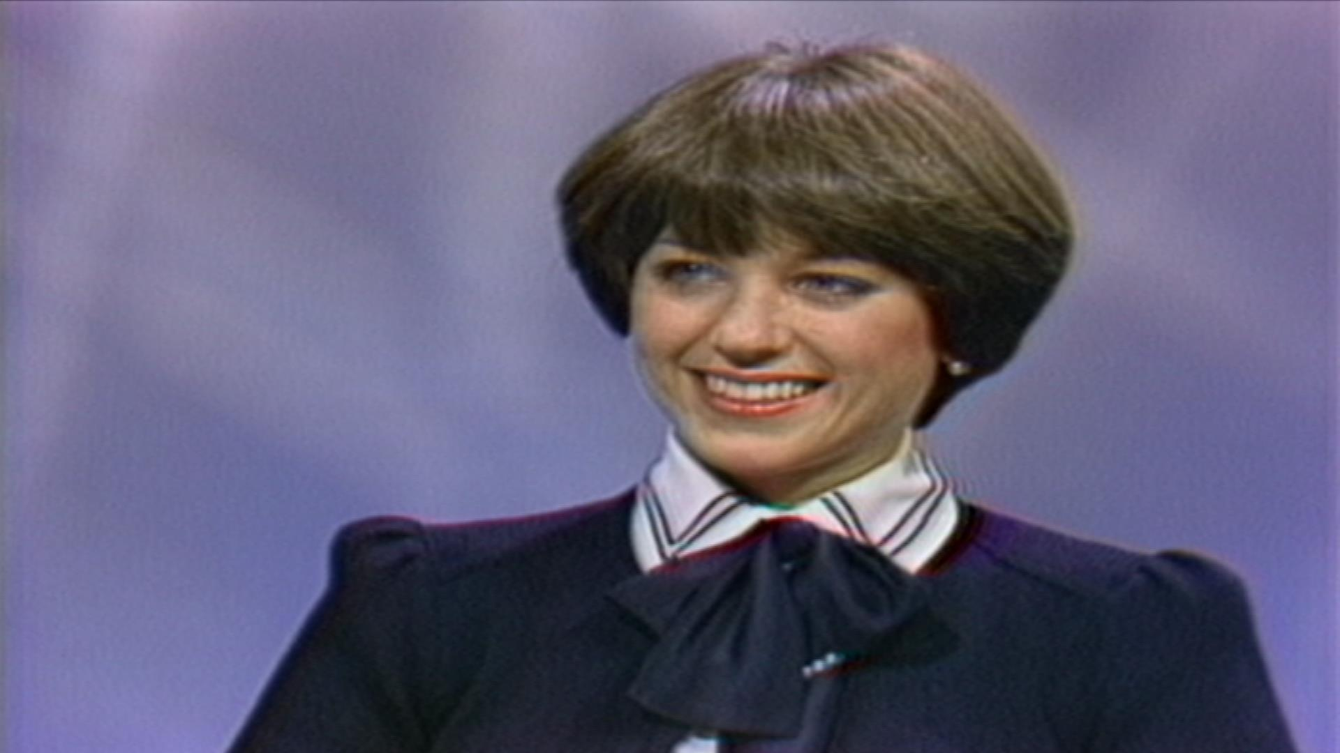 Olympic Flashback Skater Dorothy Hamill Visits Today In 83
