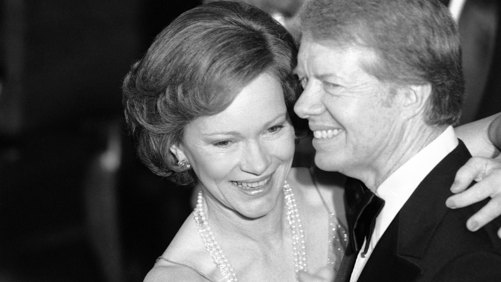 Happy 70th Anniversary To Jimmy And Rosalynn Carter