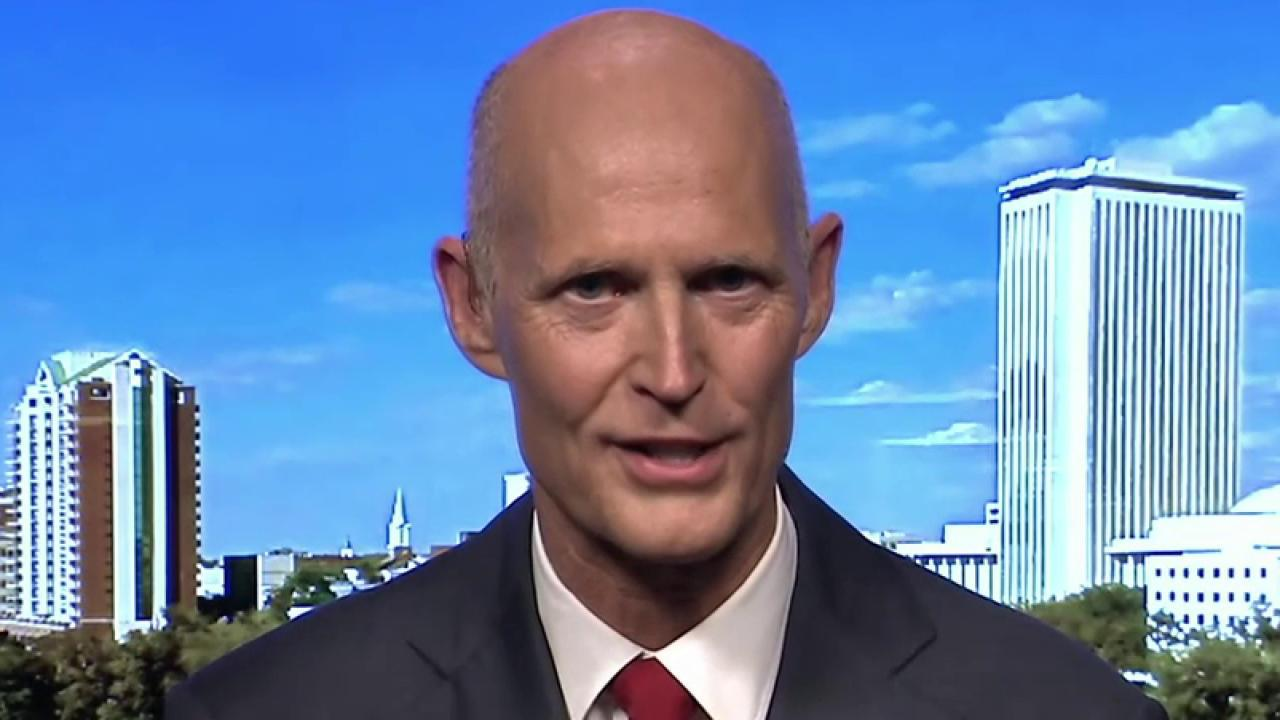 Florida Governor: Trump 'Believes in Jobs'