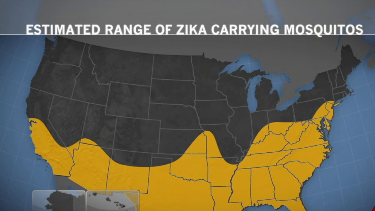 What is being done to fight Zika in the US?