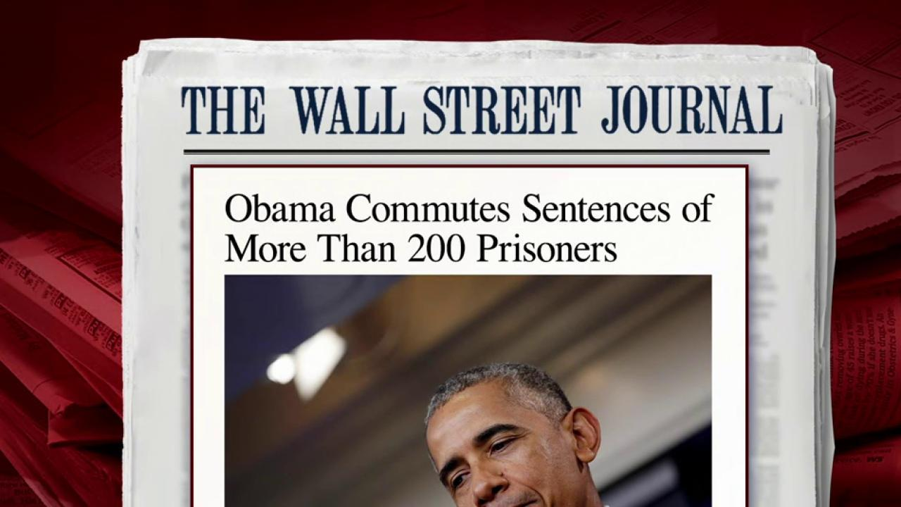 Obama commutes sentences of 214 inmates