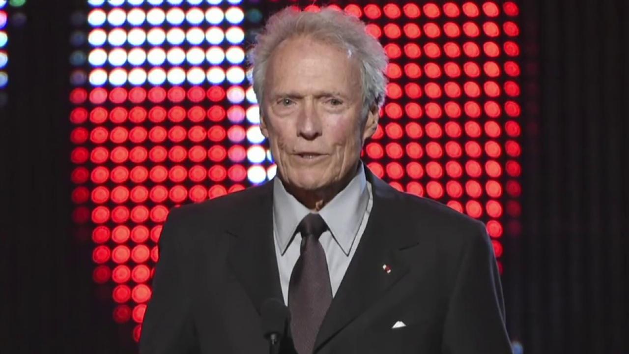 Clint Eastwood on Trump, political...