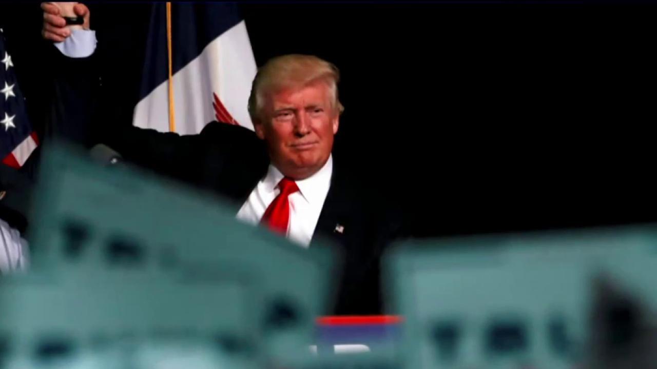 Trump surrogate says US economy is on ...