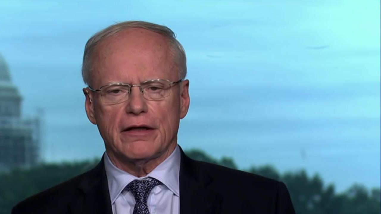 Fmr. Amb.: Trump should resign