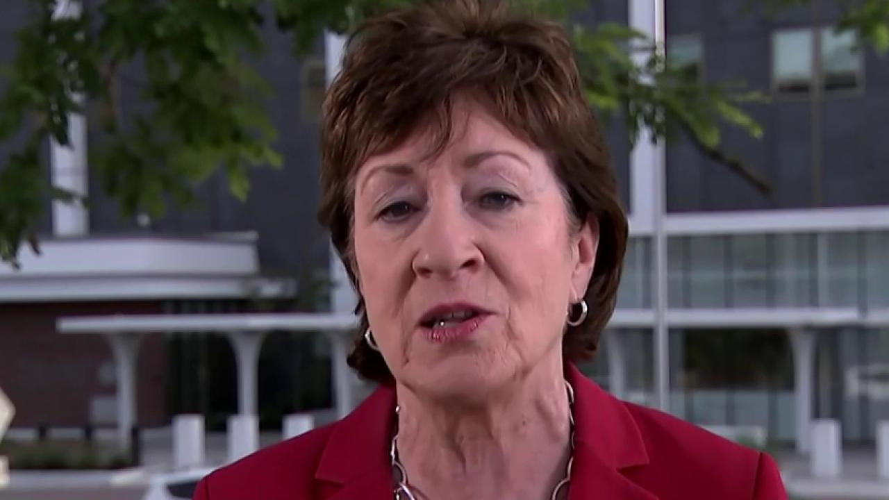 Collins Joins Growing List of #NeverTrump Republicans