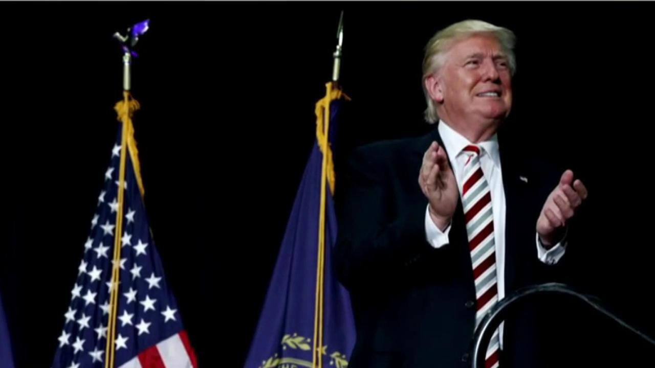 Trump again falsely claims Obama founded ISIS