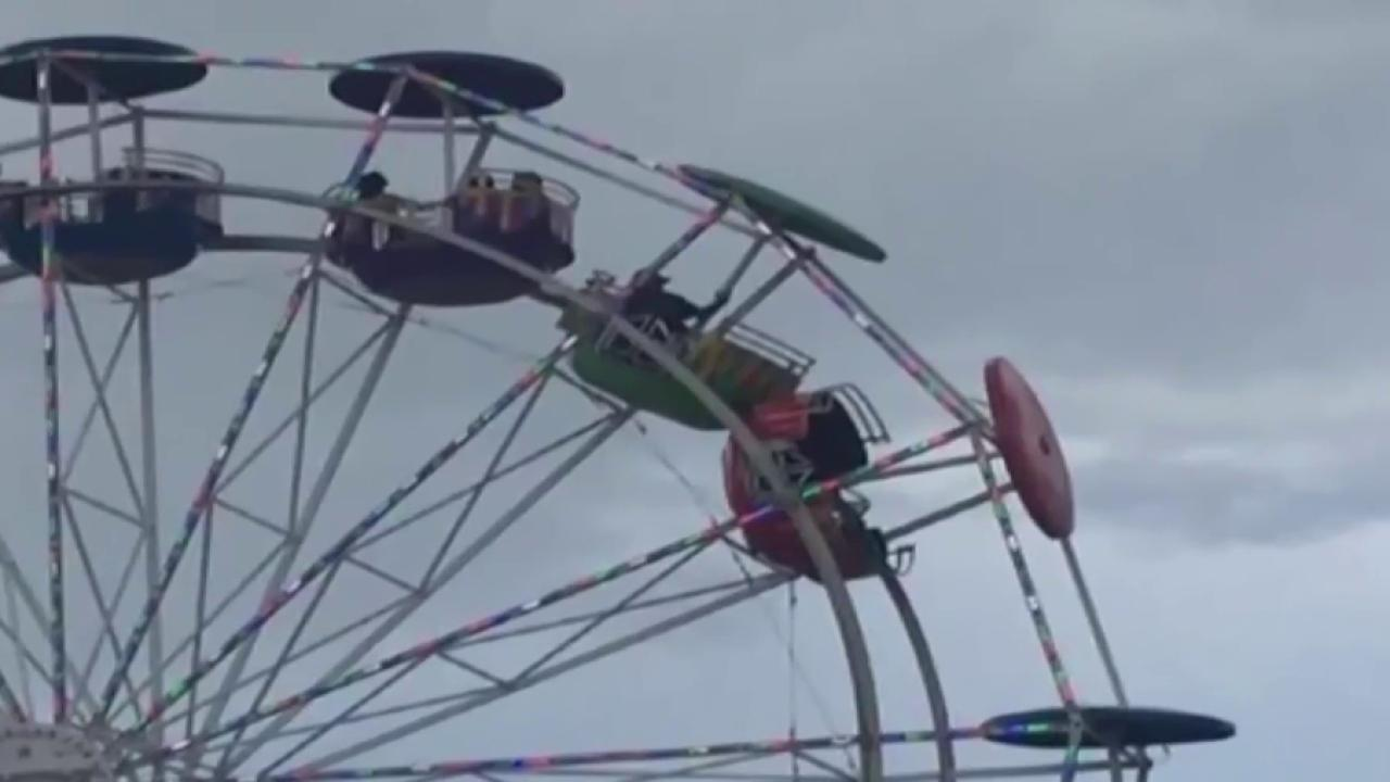 Tennessee Ferris wheel accident caused by loose rivets ...