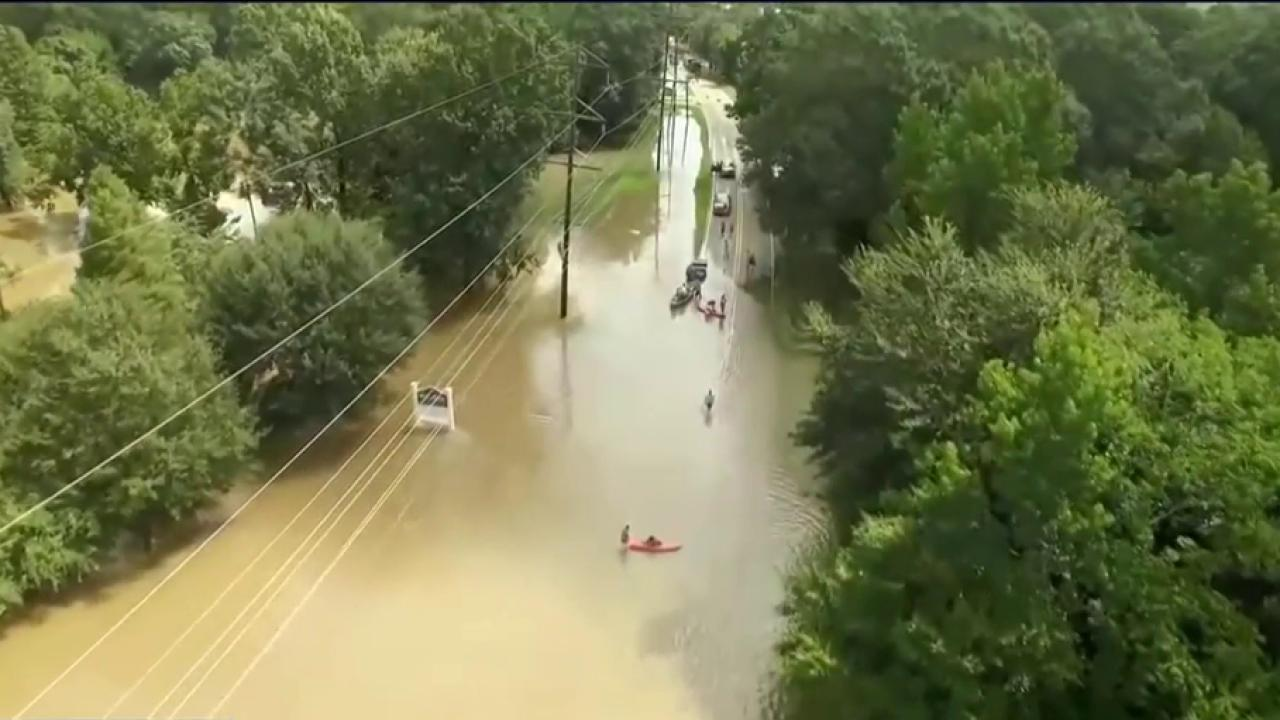 LA Rep on flooding: 'never seen anything...