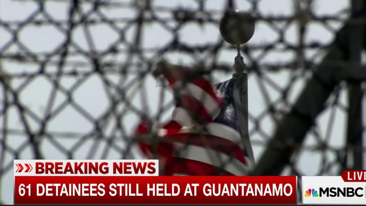 More detainees transferred from Guantanamo