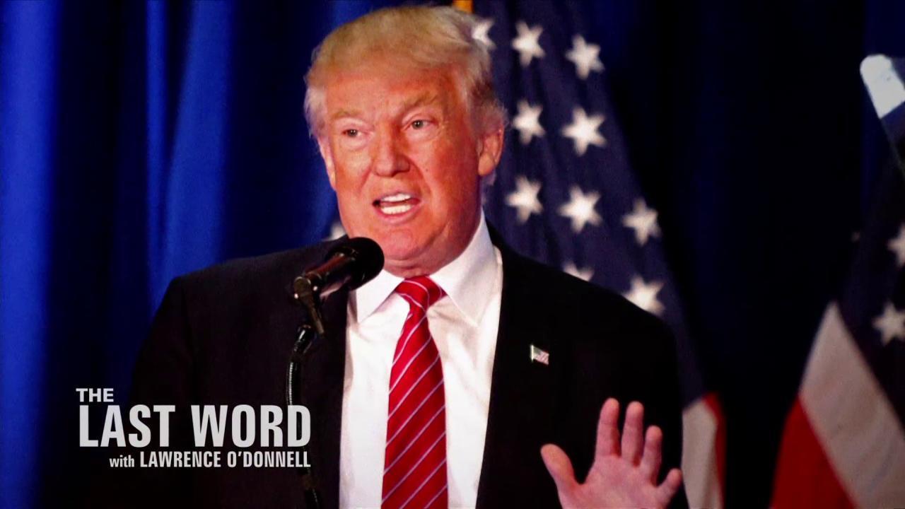 Limbaugh to Trump: Stop blaming the media